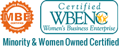 Minority Business Certified