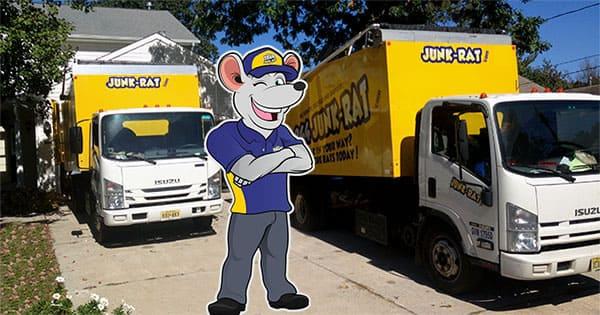 1-844-JUNK-RAT Junk removal