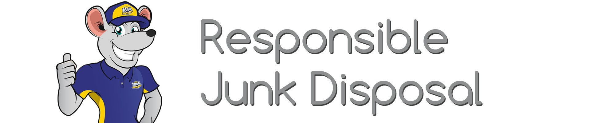 responsible junk disposal