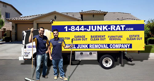 Trash / Junk Removal Texas